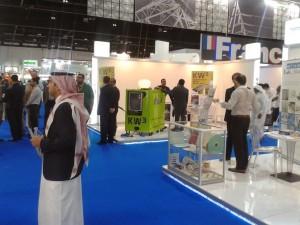 KW3 Dubaï - Solar Generator